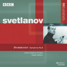 SHOSTAKOVICH: Sinfonia N.8