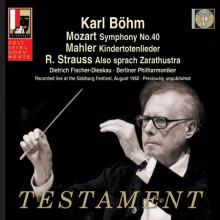 Bohm Dirige Mozart - Mahler &  Strauss