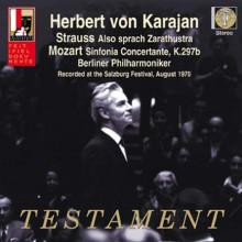 Karajan Dirige Mozart E Strauss