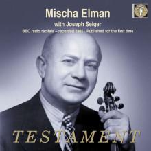 AA.VV.: MISCHA ELMANN IN CONCERTO