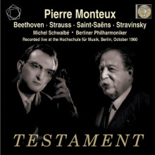 Monteux Dirige Beethoven - Strauss - E Altri