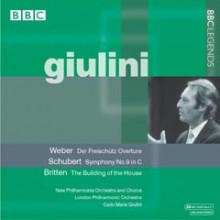 Von Weber - Britten: Ouvertures