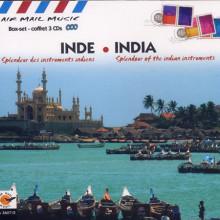 INDIA: Musica tradizionale (3cds)