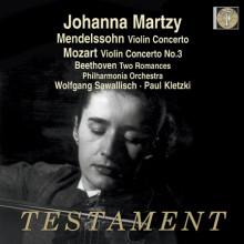 Martzy Esegue Mendelssohn - Mozart Etc