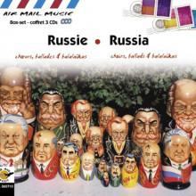Russia: Musica Tradizionale (3cds)