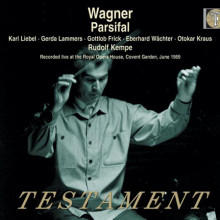 WAGNER: Parsifal (4CD)