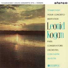 CIAIKOVSKY: Concerto per violino - Op.35 Souvenir d'un lieu cher - Op.42 – No.1 - Méditation