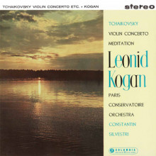 TCHAIKOVSKY: Concerto per violino - Op.35 Souvenir d'un lieu cher - Op.42 – No.1 - Méditation