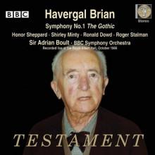 Havergal Brian: Sinfonia N.1'the Gothic'