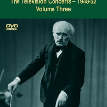 TOSCANINI: Television Concerts Vol.3