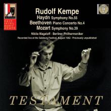 Kempe Dirige Haydn - Beethoven - Mozart