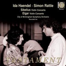 Ida Haendel Suona Sibelius E Elgar