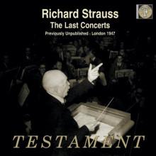 Strauss Dirige Strauss - Londra 1947
