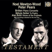 BRITTEN: Piano Concerto - BUSH: Voices....