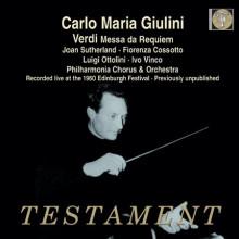 Giulini Dirige Messa Da Requiem Di Verdi