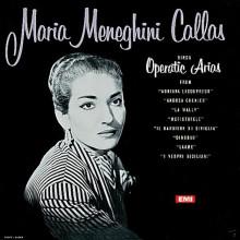 MARIA CALLAS canta Arie d'Opera