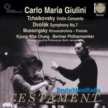 Giulini Dirige Mussorgsky E Ciaikovsky