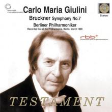 Giulini Dirige Bruckner - Sinfonia N.7