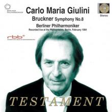 Giulini dirige Bruckner Sinfonia N.8