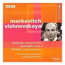 Tchaikovsky: Francesca Da Rimini