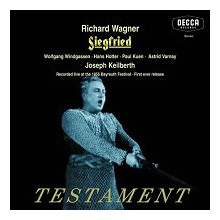 WAGNER: Sigfrido (5 LP)