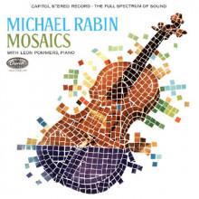 Rabin esegue opere per violino e piano