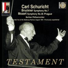 Schuricht Dirige Bruckner E Mozart