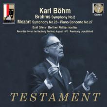 Bohm Dirige Brahms E Mozart