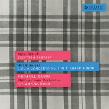BRUCH - WIENIAWSKI: Scottish Fantasy - Op.46 & Concerto per violino N.1