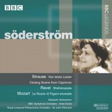 E.Soderstrom canta Strauss e Mozart