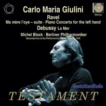 Giulini Dirige Ravel E Debussy
