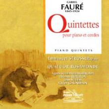 Faure: Quintetti Con Piano