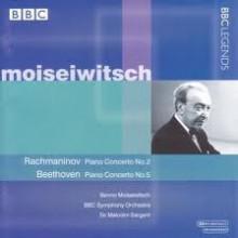 RACHMANINOV - BEETHOVEN: Concerti x piano