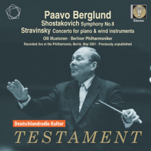 Berglund Dirige Shostakovich  Stravinsky