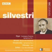 Silvestri dirige Elgar - Arnold.. (2X1)