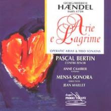 Handel: Arie E Lagrime