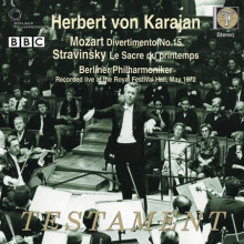 Karajan Dirige Mozart E Stravinsky