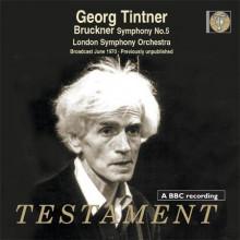 Tintner Dirige Bruckner - Sinfonia N.5