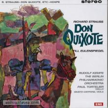 STRAUSS: Don Quixote - Till Eulenspiegels lustige Streiche