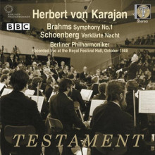 Karajan Dirige Schoenberg E Brahms
