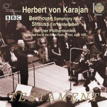 Karajan Dirige Beethoven E Strauss