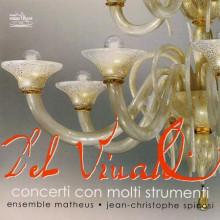 Vivaldi: Concerti Per Molti Strumenti