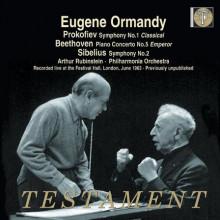 Ormandy Dirige Prokofiev - Beethoven......