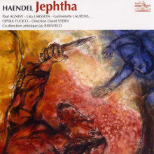 Handel: Jephtha (2cds)