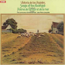 V.DE LOS ANGELES: Songs of the Auvergne