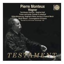 Monteux Dirige Wagner