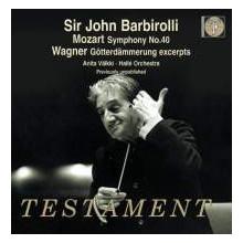 Barbirolli Dirige Mozart E Wagner