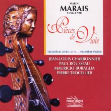 Marais: Pezzi Per Viola (libro 3)