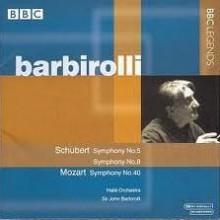 Schubert: Sinfonie Nn .5& 8 - Mozart:sinfonia N.40