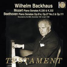 Mozart - Beethoven: Sonate Per Piano